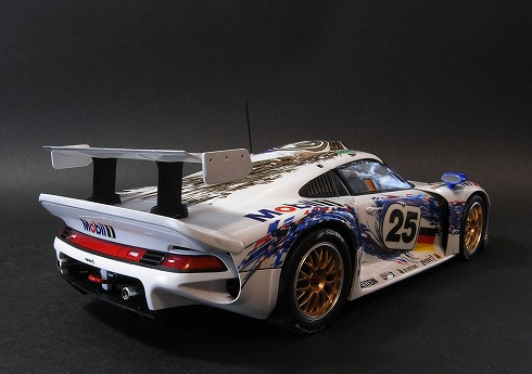 タミヤ ポルシェ911 GT1