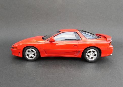 タミヤ 三菱 GTO