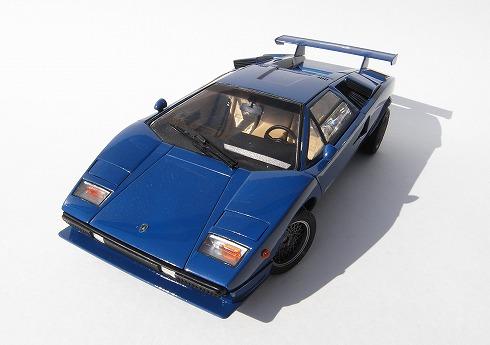 フジミ ランボルギーニ カウンタック LP500R